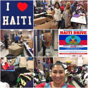 Thanks-Giving Haiti Donation Drive